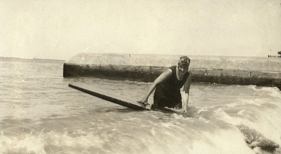 Agatha Christie Surfing@Christie