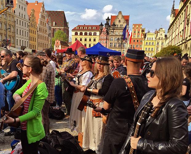 18 Wroclaw Market Square