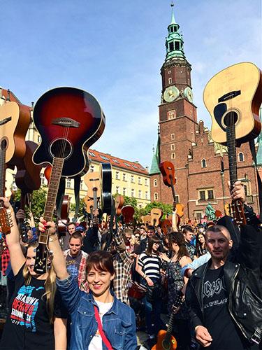 19 Thanks Jimi festival, Wroclaw