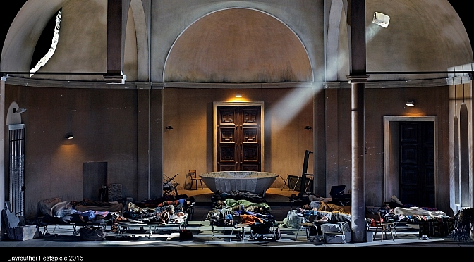 PARSiFAL GOES MIDDLE EAST