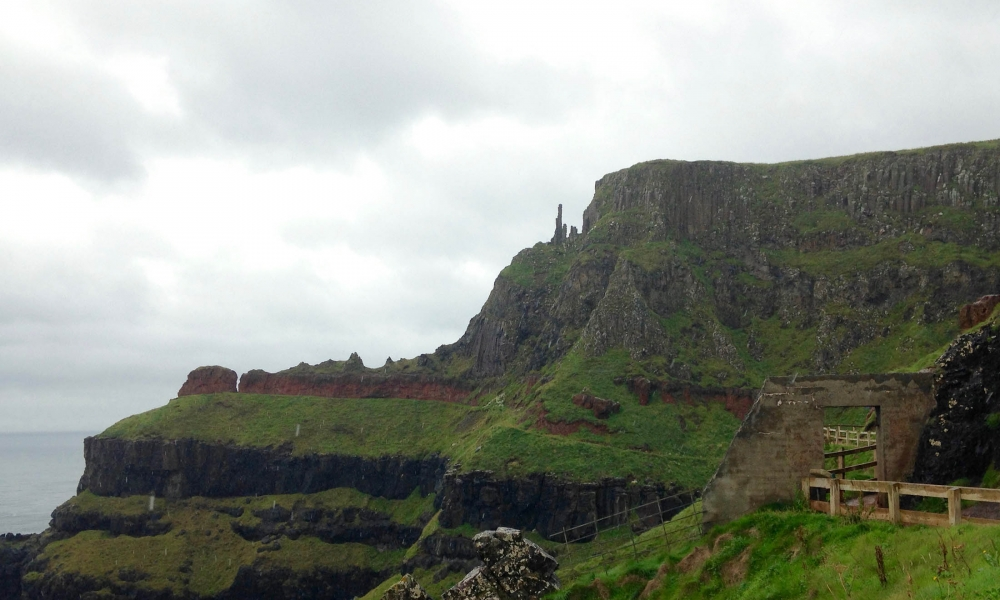 Chimney Stacks, Giant's Causeway