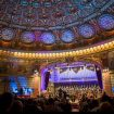 CLASSICAL MUSIC STARS GALORE IN  BUCHAREST