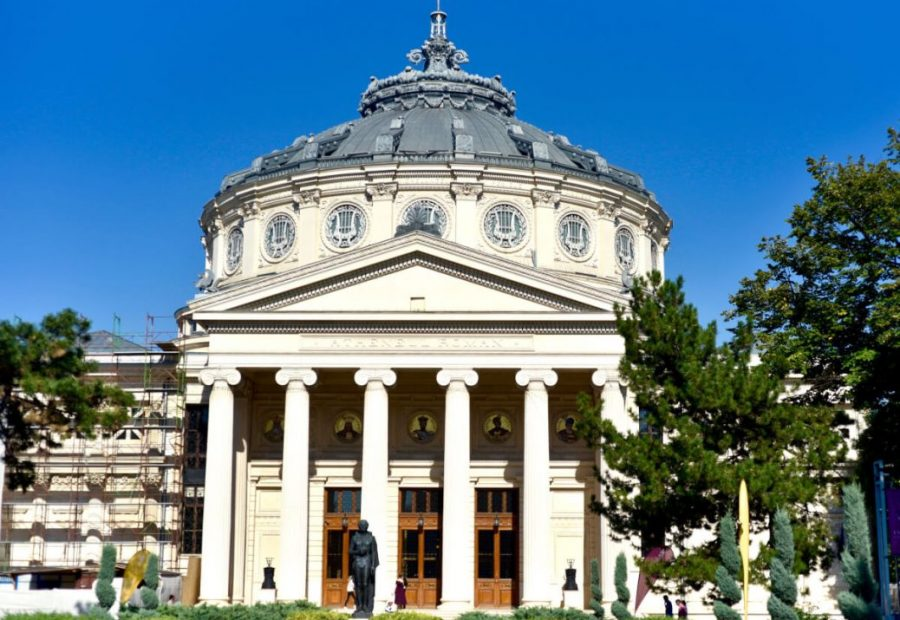 A MUSIC JEWEL IN BUCHAREST