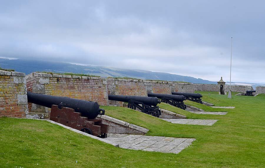 Fort George, Moray Firth