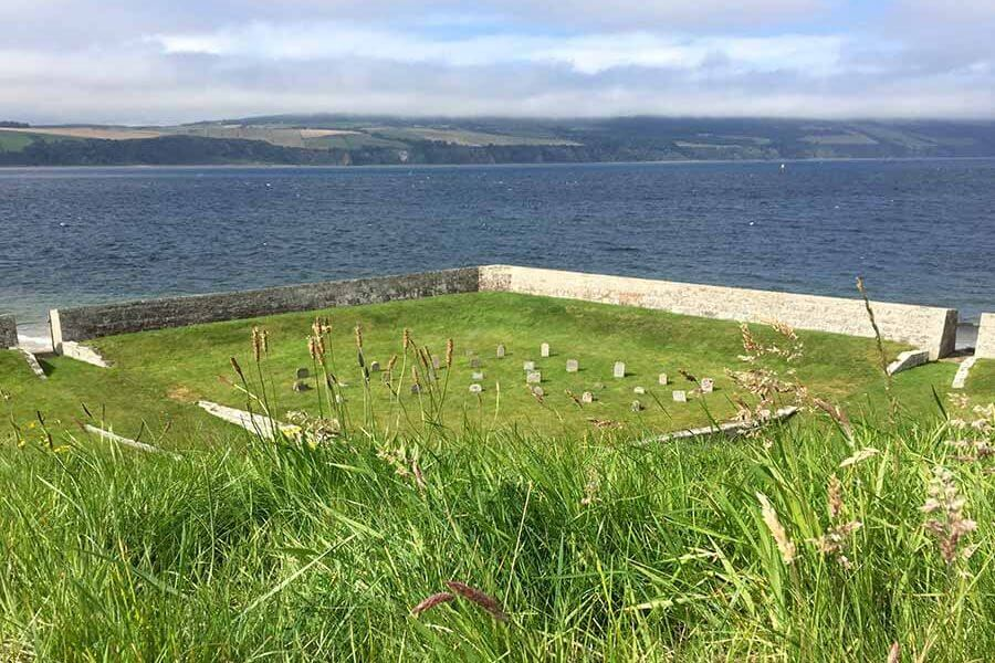 Pet cemetry, Fort George