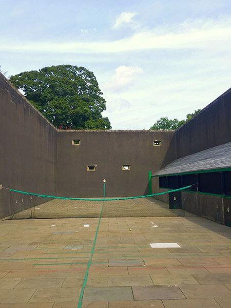 Real tennis,Falkland Palace
