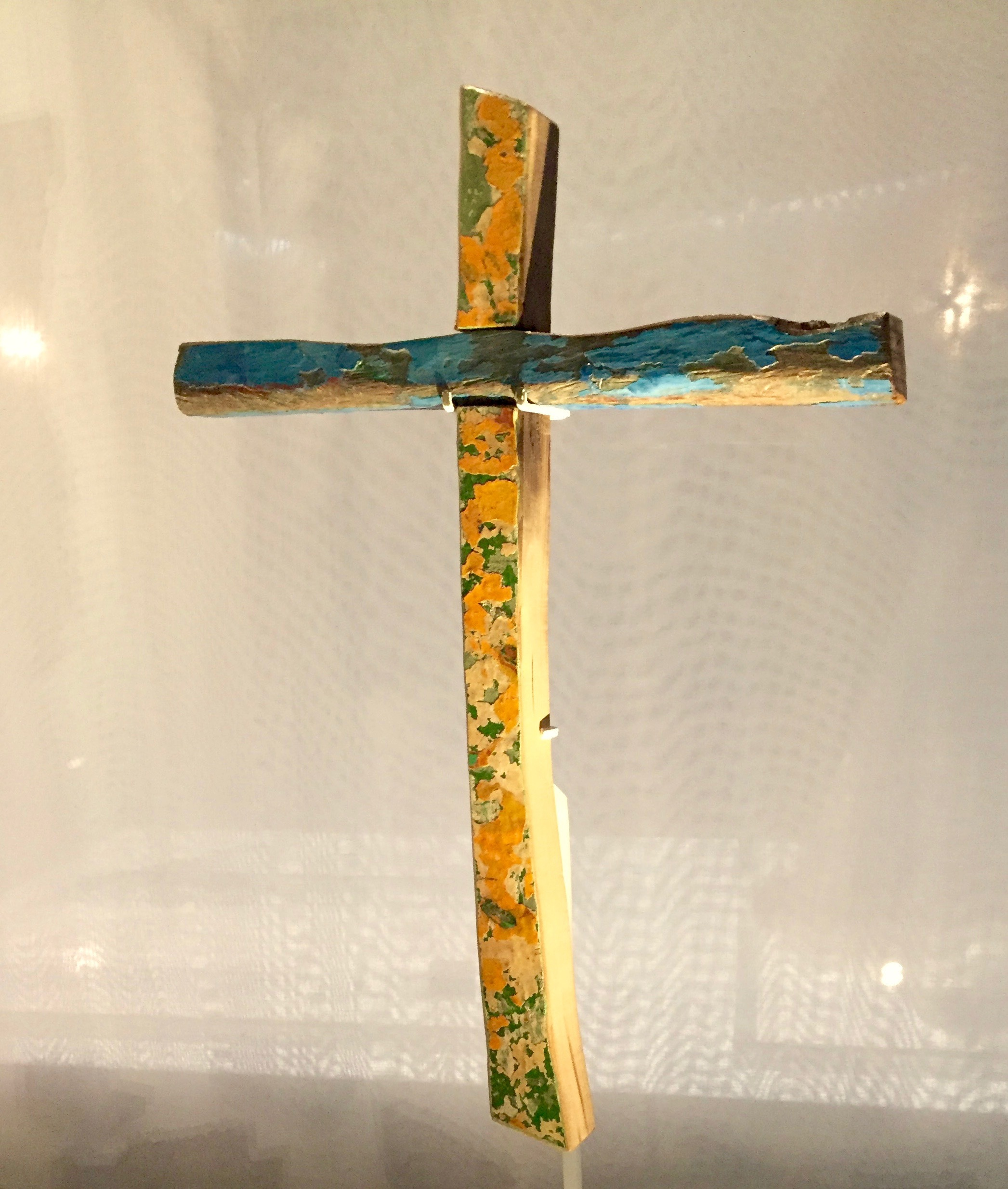The Lampedusa Cross